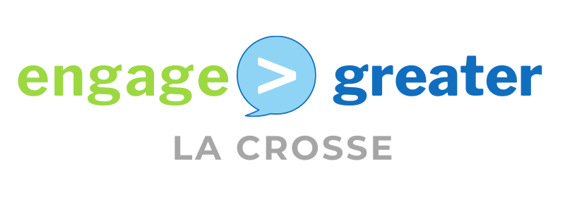 Engage Greater La Crosse Logo