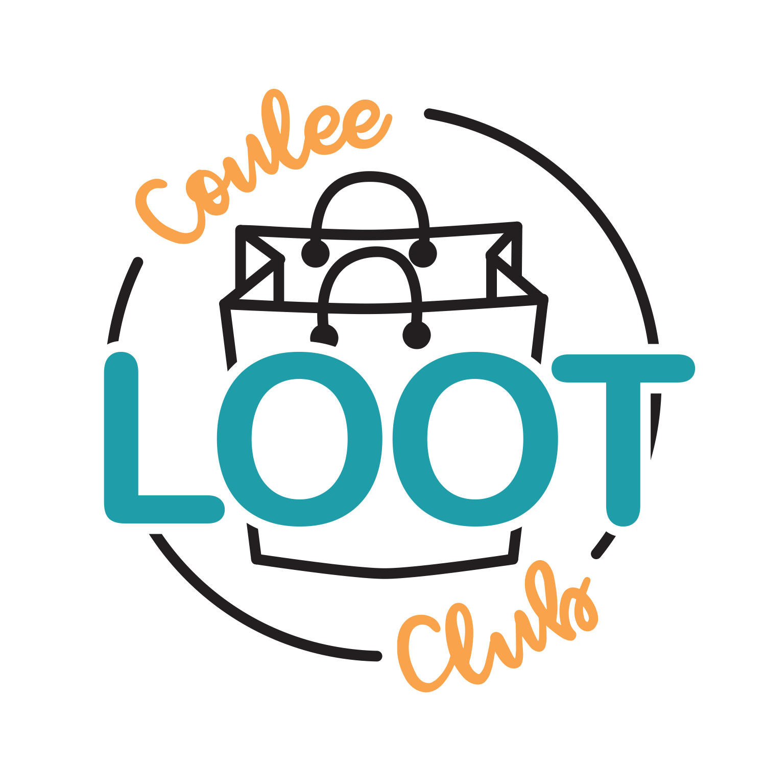 Coulee Loot Club Logo