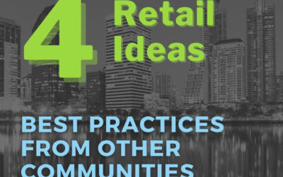 4 Retail Ideas From Other Communities