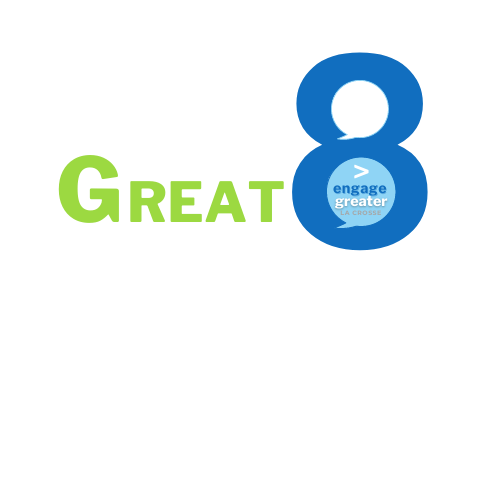 Great 8 Logo