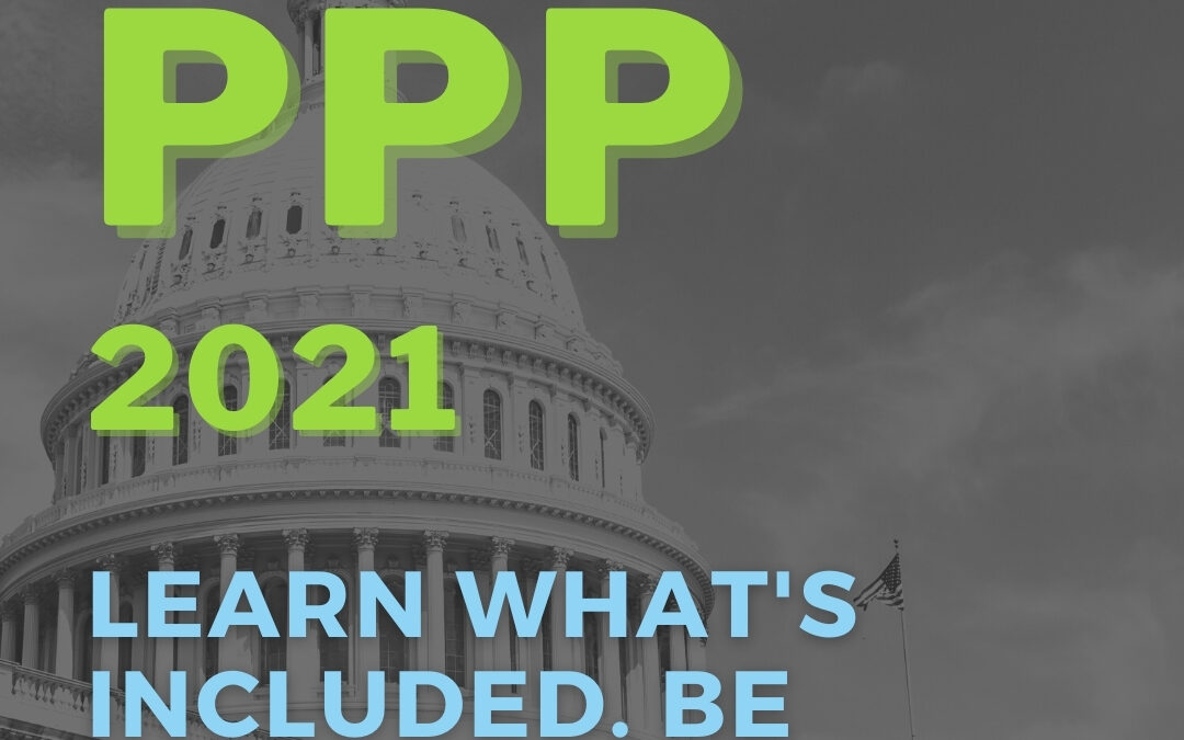 PPP Application 2021 Preparation